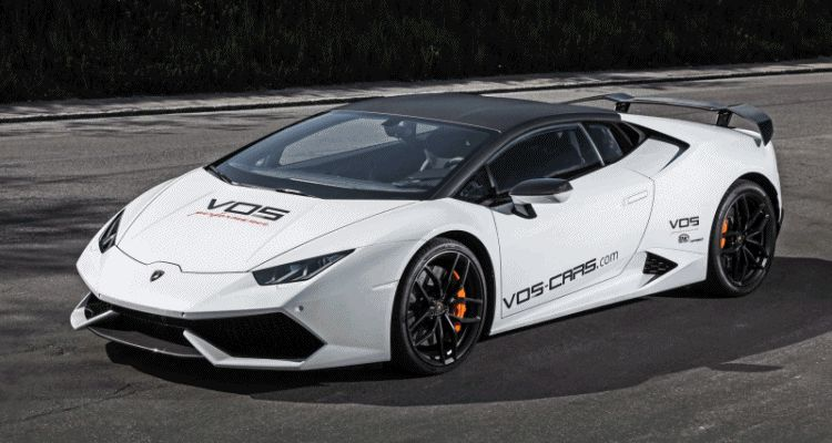 VOS Tuning for Lamborghini Huracan