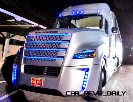 2015 Freightliner Inspiration Truck Concept Crosses Hoover Dam Autonomously