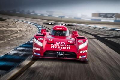 Nissan GT-R LM NISMO Testing in Sebring