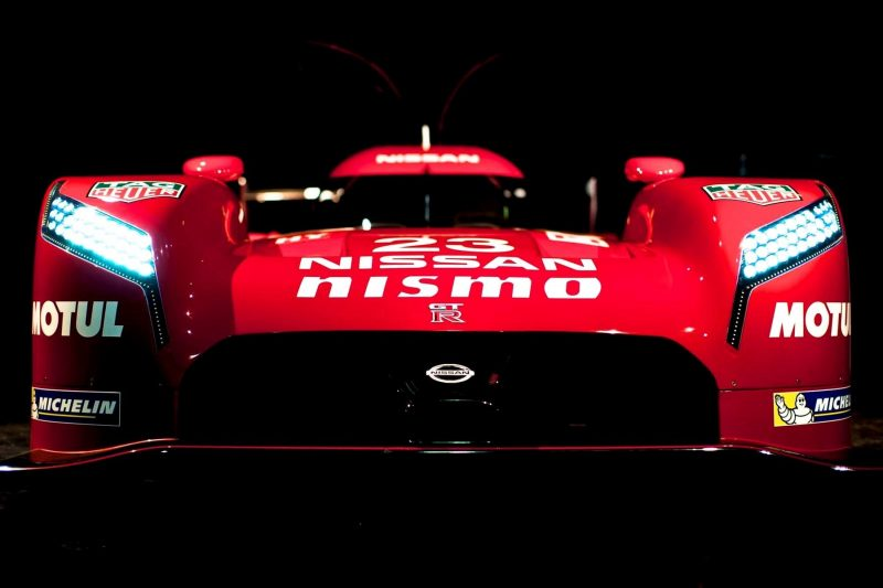 NISMO team holds media sessions in London