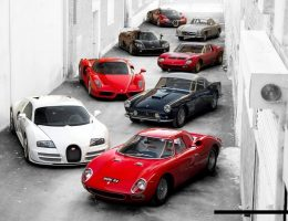 RM Monterey 2015 – Pinnacle Portfolio: Up Close With 21 Exotic-Car Icons