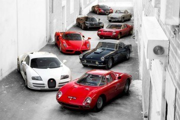 RM Monterey 2015 - Pinnacle Portfolio: Up Close With 21 Exotic-Car Icons