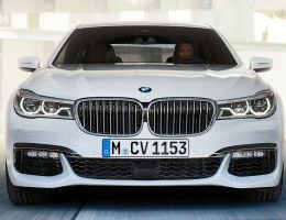 2016 BMW 7 Series – Limo Revolution With Carbonium Chassis And FutureTech Galore
