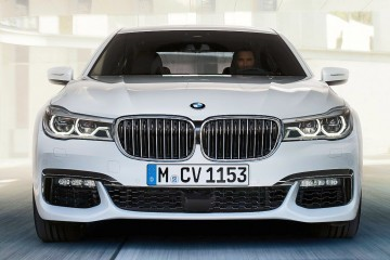 2016 BMW 7 Series - Limo Revolution With Carbonium Chassis And FutureTech Galore
