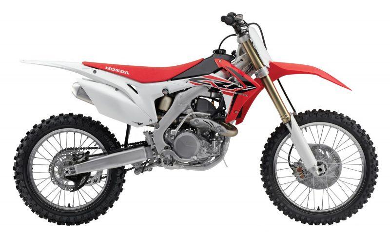 2016 CRF450R