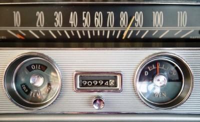 1960 Pontiac Bonneville Sport Coupe 12