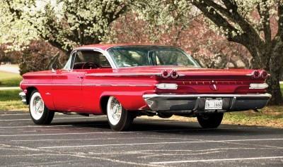 1960 Pontiac Bonneville Sport Coupe 2