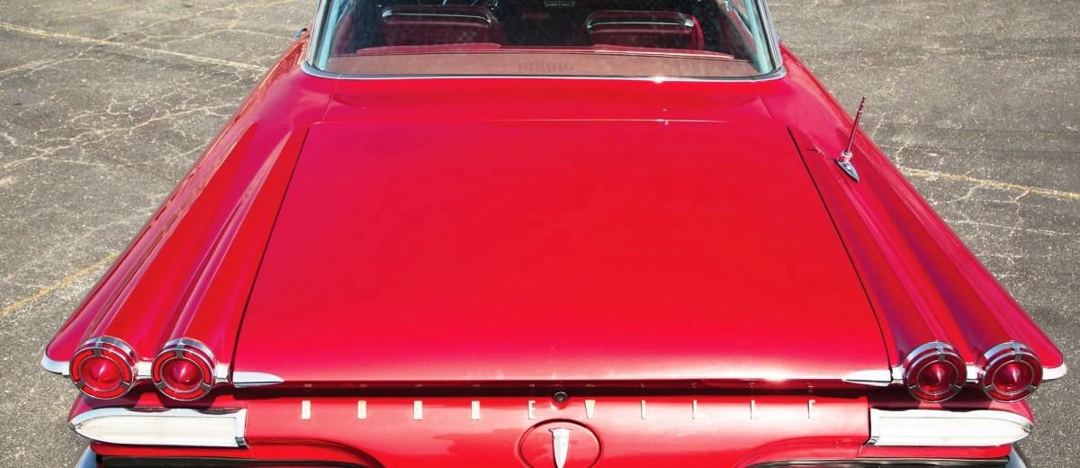 1960 Pontiac Bonneville Sport Coupe 23