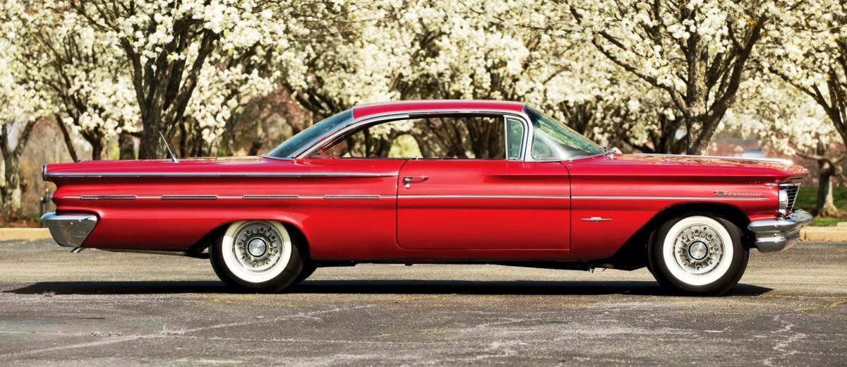 1960 Pontiac Bonneville Sport Coupe 5