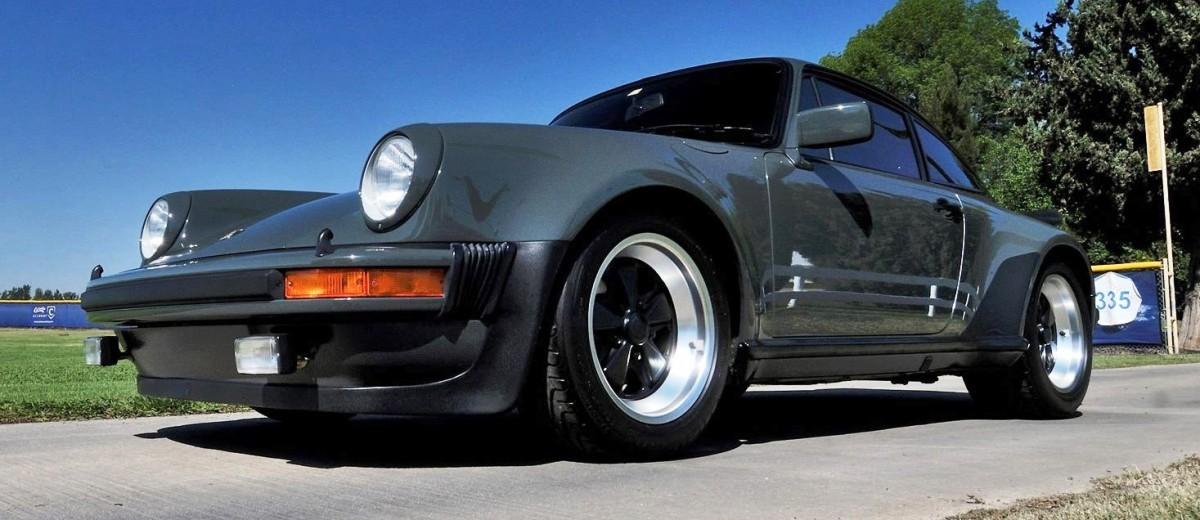 1976 Porsche 930 Turbo Steve McQueen 1
