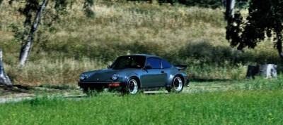 1976 Porsche 930 Turbo Steve McQueen 105