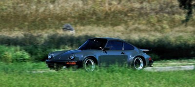 1976 Porsche 930 Turbo Steve McQueen 106