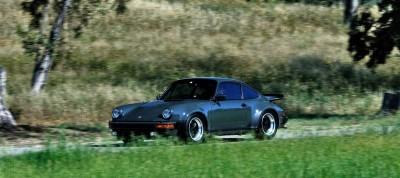 1976 Porsche 930 Turbo Steve McQueen 110