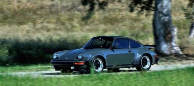 1976 Porsche 930 Turbo Steve McQueen 111