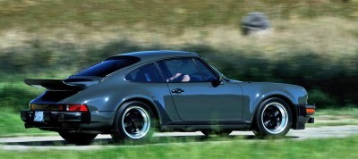 1976 Porsche 930 Turbo Steve McQueen 113