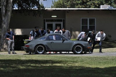 1976 Porsche 930 Turbo Steve McQueen 12
