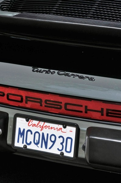 1976 Porsche 930 Turbo Steve McQueen 121