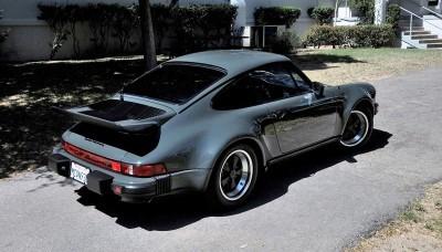 1976 Porsche 930 Turbo Steve McQueen 122