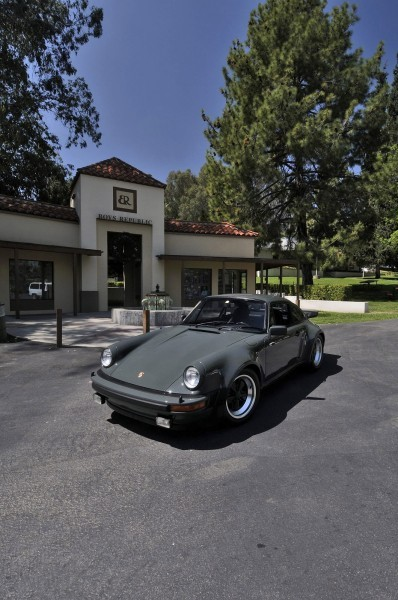 1976 Porsche 930 Turbo Steve McQueen 13
