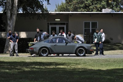 1976 Porsche 930 Turbo Steve McQueen 15