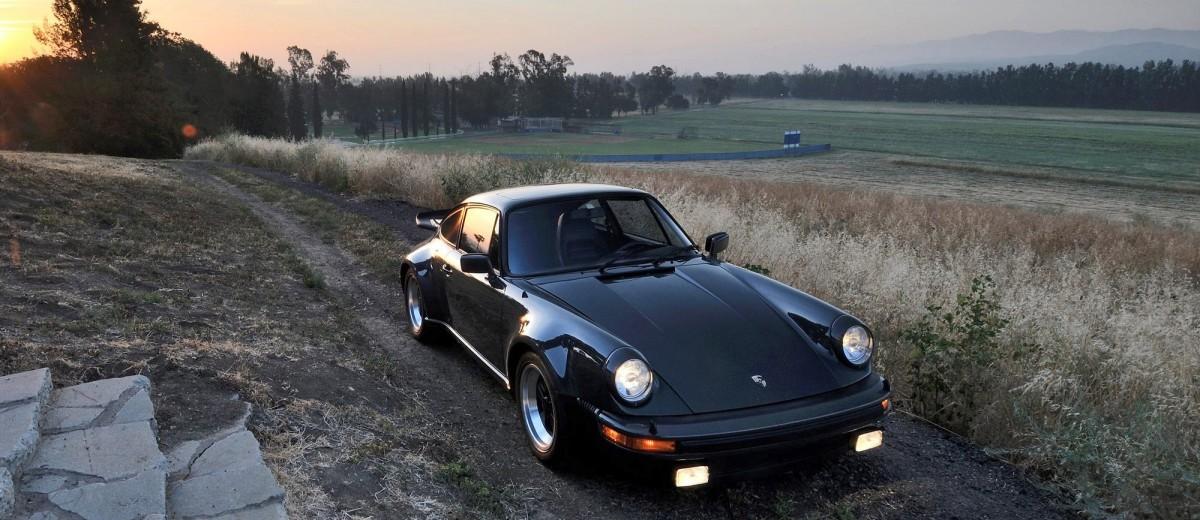 1976 Porsche 930 Turbo Steve McQueen 16