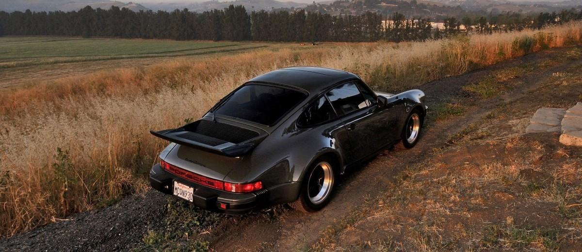 1976 Porsche 930 Turbo Steve McQueen 19