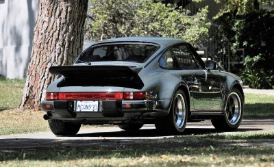 1976 Porsche 930 Turbo Steve McQueen 3