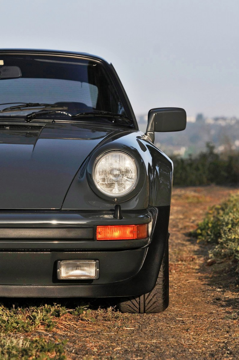 1976 Porsche 930 Turbo Steve McQueen 34