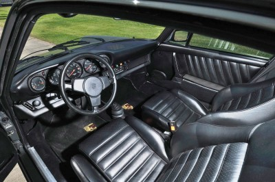 1976 Porsche 930 Turbo Steve McQueen 4