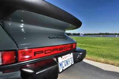 1976 Porsche 930 Turbo Steve McQueen 45