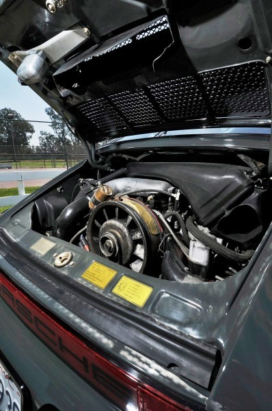 1976 Porsche 930 Turbo Steve McQueen 47