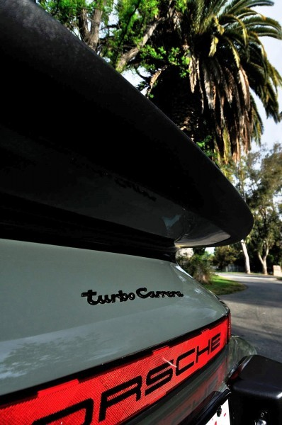 1976 Porsche 930 Turbo Steve McQueen 57