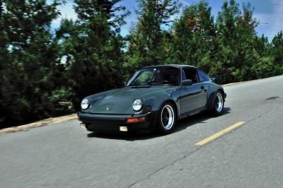 1976 Porsche 930 Turbo Steve McQueen 64