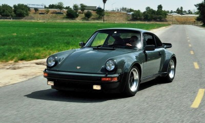 1976 Porsche 930 Turbo Steve McQueen 69