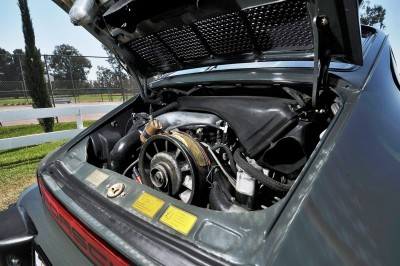 1976 Porsche 930 Turbo Steve McQueen 7