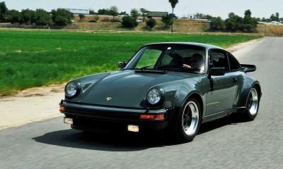 1976 Porsche 930 Turbo Steve McQueen 70