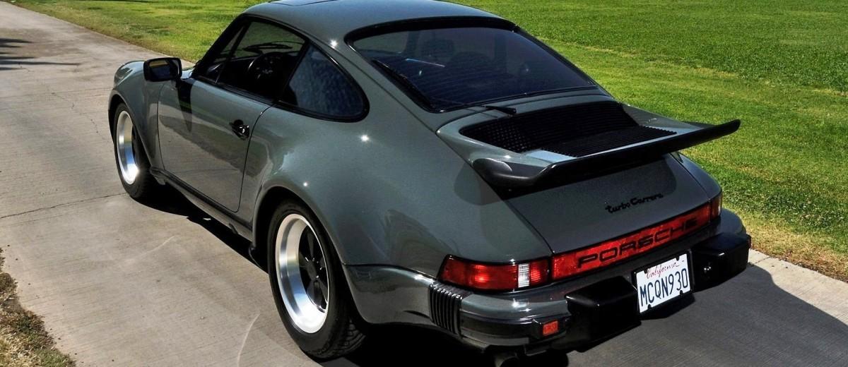1976 Porsche 930 Turbo Steve McQueen 73