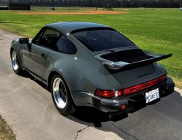 1976 Porsche 930 Turbo – Steve McQueen Special on Video + 150 Photos