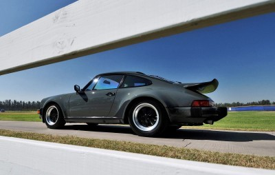 1976 Porsche 930 Turbo Steve McQueen 74