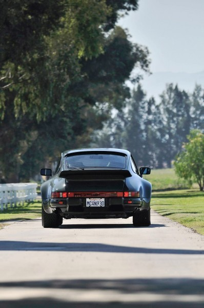 1976 Porsche 930 Turbo Steve McQueen 77