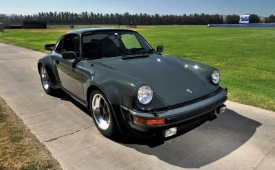1976 Porsche 930 Turbo Steve McQueen 80