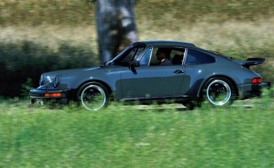 1976 Porsche 930 Turbo Steve McQueen 88