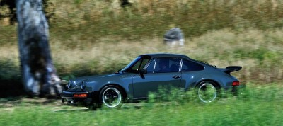 1976 Porsche 930 Turbo Steve McQueen 93