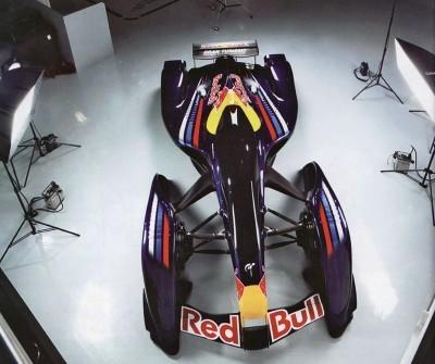 2010 Red Bull X1 1