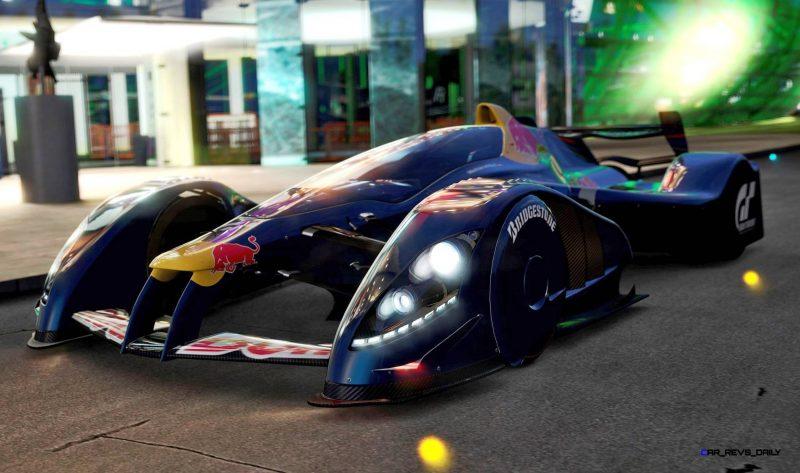 Car Name: Red Bull X1 S