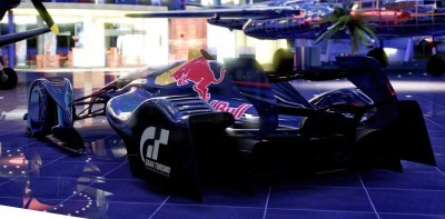 Car Name: Red Bull X1 S