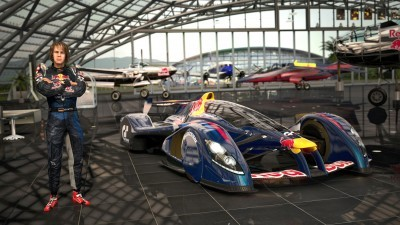 Car Name: Red Bull X2010 S