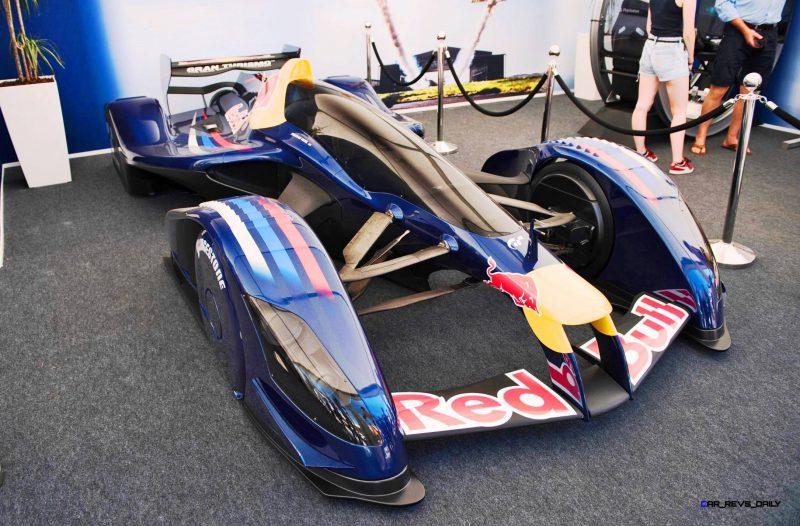 2010 Red Bull X1 3