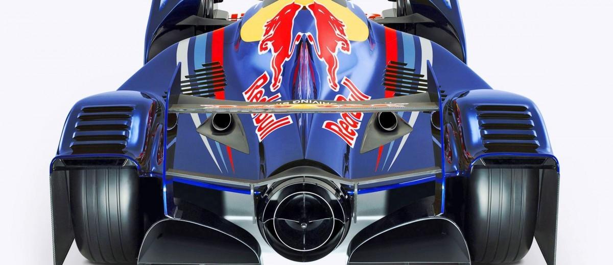 2010 Red Bull X1 30