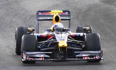 2010 Red Bull X1 40